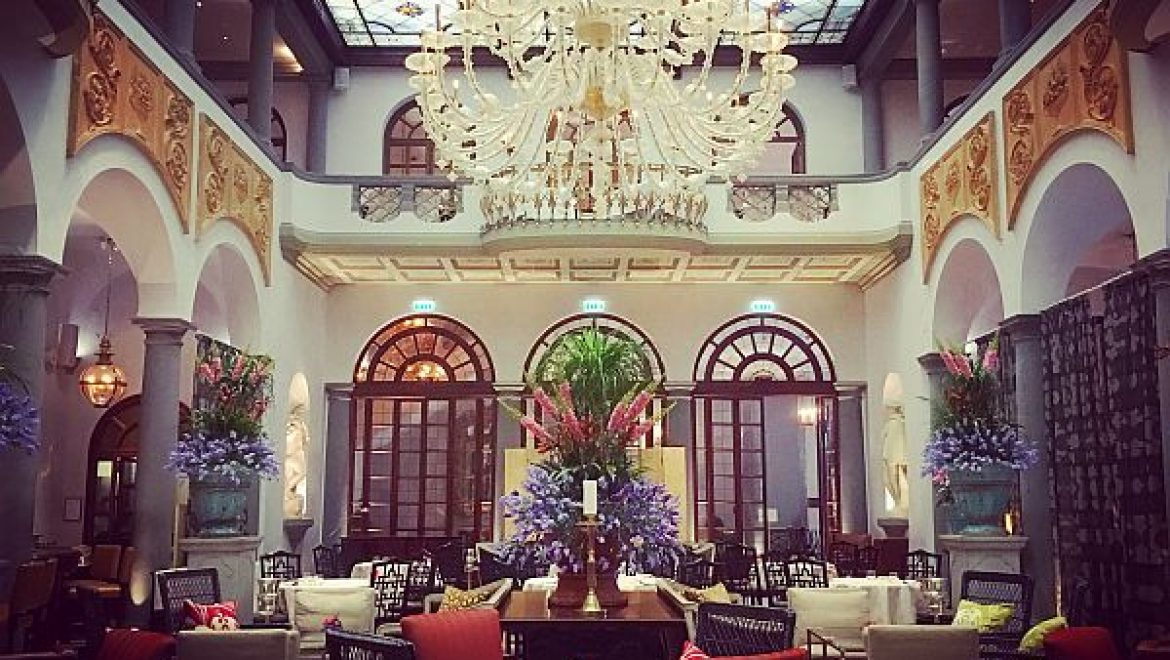 St. Regis' hospitality, love, and care will show you why this 5-star hotel in Florence was named after a saint!