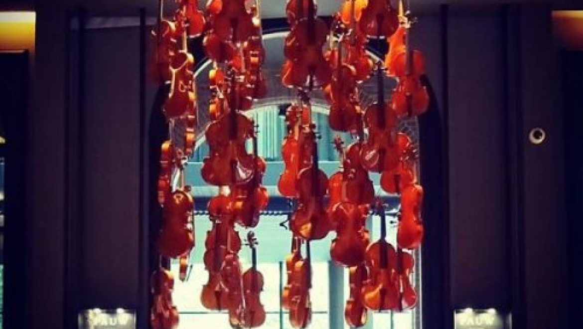 Conservatorium Hotel, the hotel which will take you to the Circle of Life World Tour!