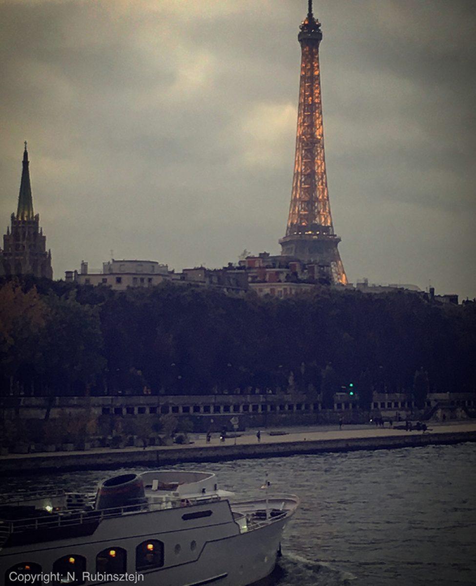 Paris by Noëmie Rubinsztejn