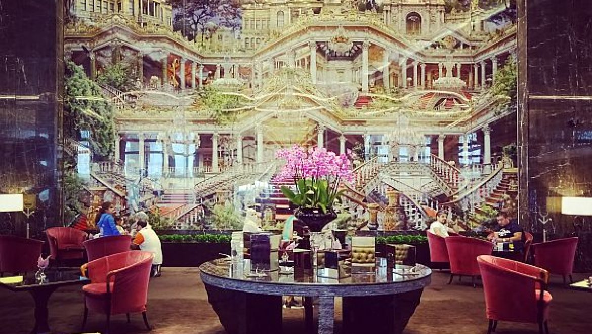 Raffles Istanbul is the living proof that modern design and the heritage of a city can be perfectly matched!