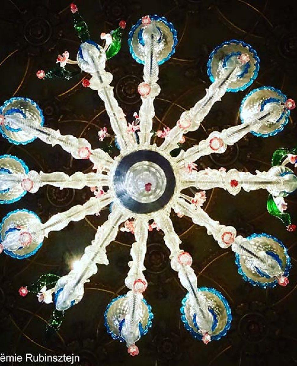 Murano chandelier